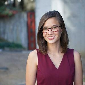 Berkeley-Haas full-time MBA student Stacey Chin, MBA 16