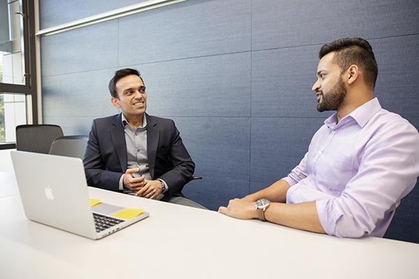 Rohan Vashdev Balwani, MBA 19