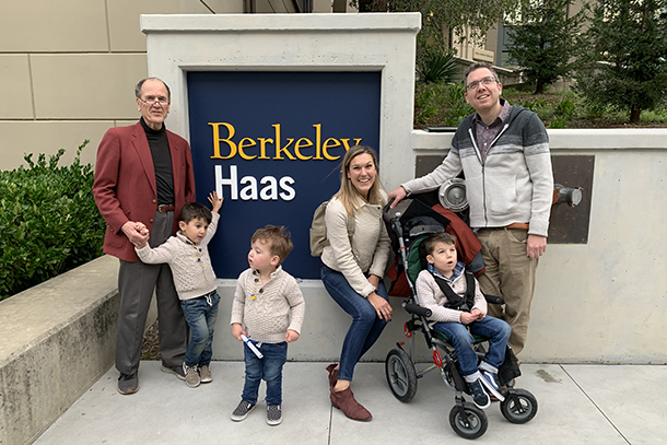 Kate Mansalis family