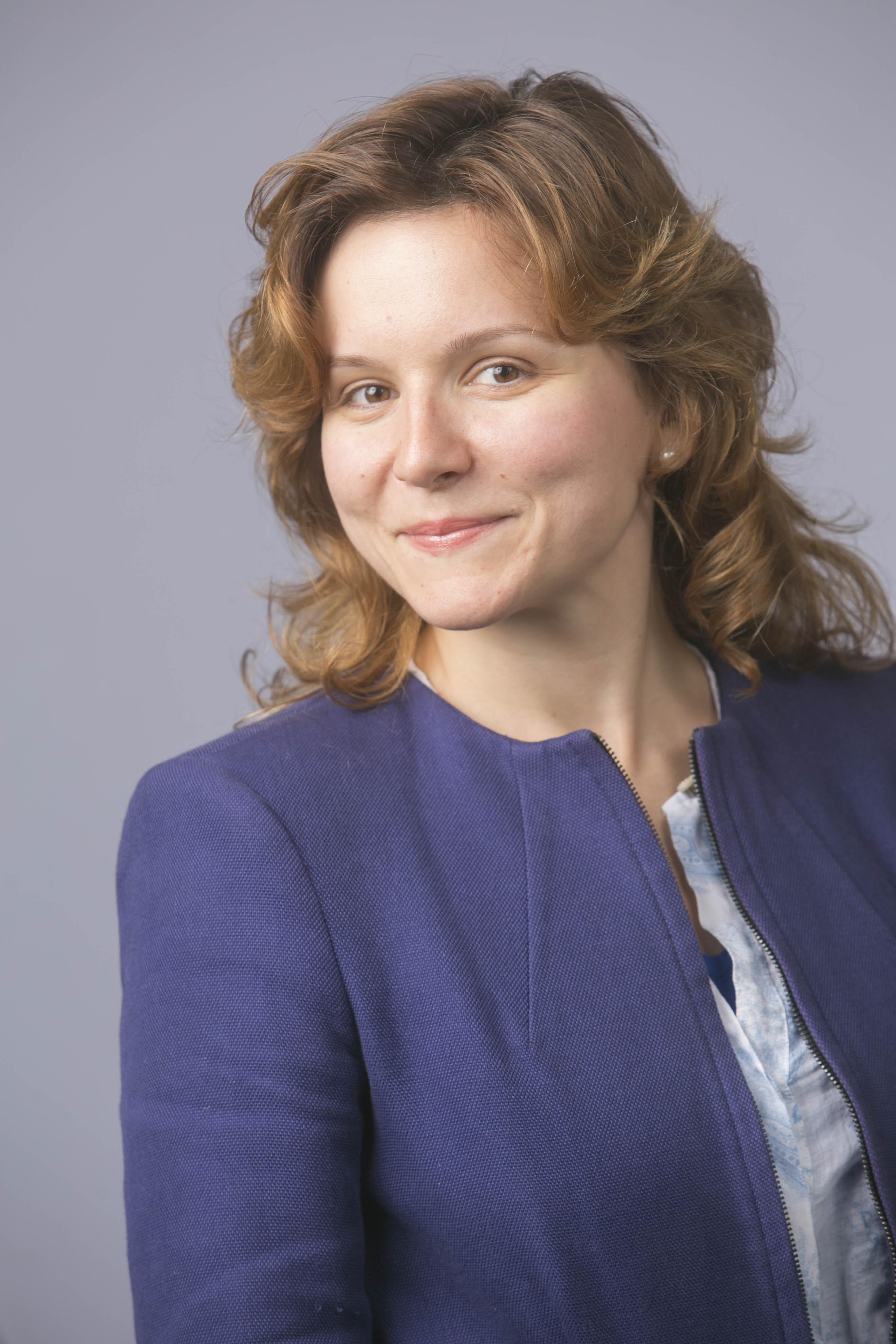 Lida Kourita, EMBA 16